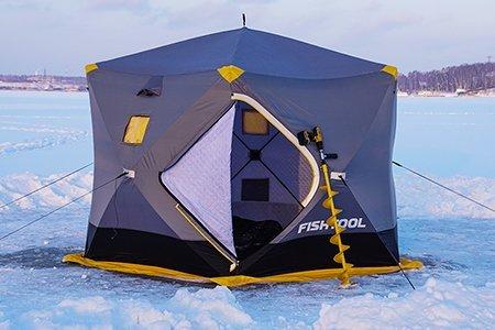 Обзор трехслойной палатки Pentahose 5T