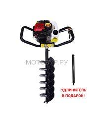 Мотобур (бензобур) Probur 250, шнек D 200 мм