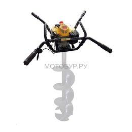 Ручной ямобур (мотобур) Iron Mole E83