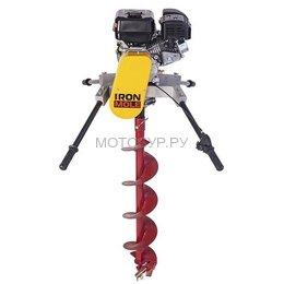 Мотобур для земляных работ ( бензобур ) Iron Mole C 7