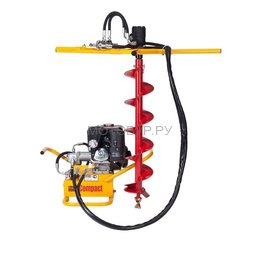 Гидравлический ямобур (мотобур) Iron Mole Compact