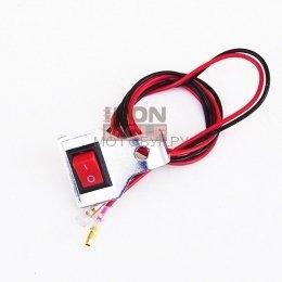 Кнопка выключения зажигания для мотобуров