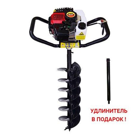 Мотобур (бензобур) Probur 250, шнек D 150 мм