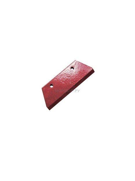 Нож 100 мм для шнекового бура