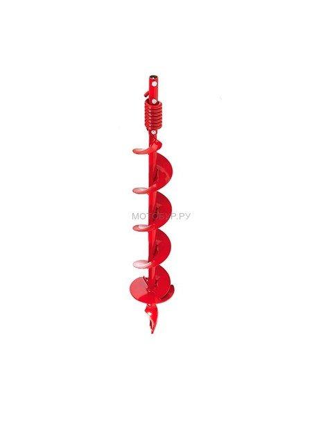 Шнек для мотобура Iron Mole Flex-Coil 75X1000 мм
