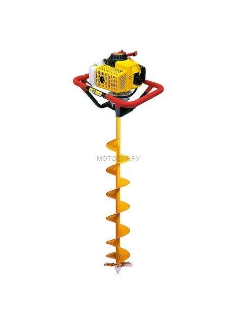 Мотобур для рыбалки (мотоледобур) Iron Mole E73 Ice, шнек D 200