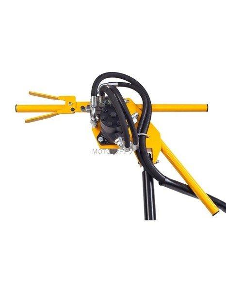Гидравлический ямобур (мотобур) Iron Mole M15-450