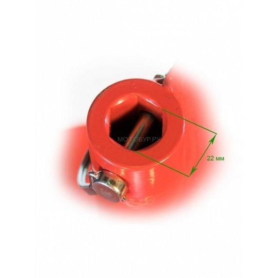Шнек для мотобура Flatr 150x1000 мм