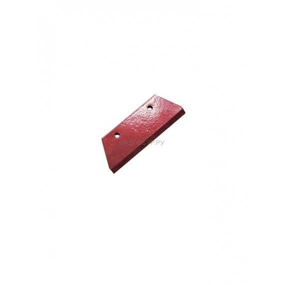 Нож 350 мм для шнекового бура
