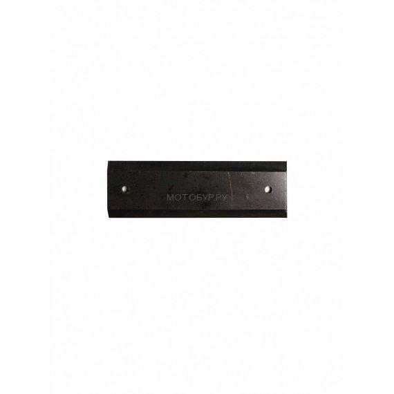 Нож двухсторонний 300 мм для шнекового бура N1 или Flatr
