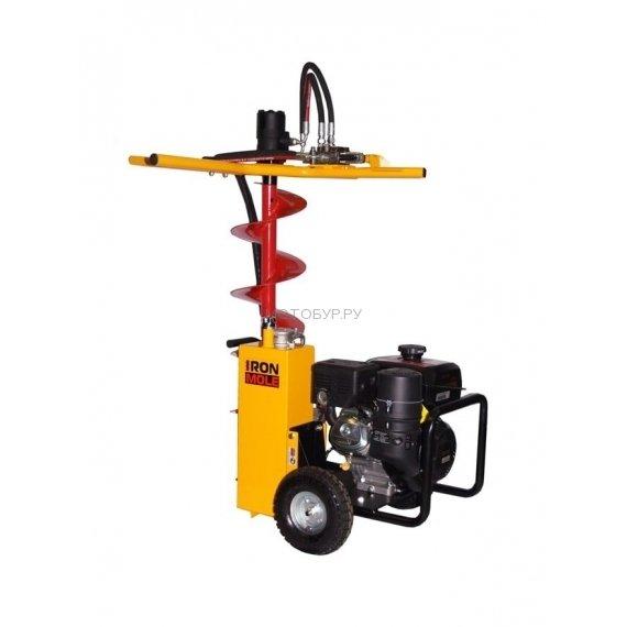 Малогабаритная буровая установка ( мотобур ) Iron Mole Craft