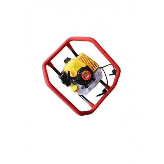 Мотобур ( бензобур ) Iron Mole E73 Tandem